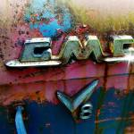 """GMC V8 Truck"" by bavosiphotoart"