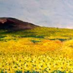 """Sunflower Fields Forever"" by Charlsiesprewell"