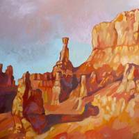 The Sentinel - Bryce Canyon Art Prints & Posters by Filip Mihail