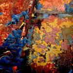 """""""Peeling Paint Chips"""" by bavosiphotoart"""