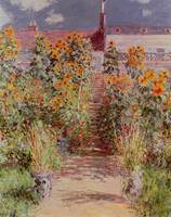 The Garden at Vetheuil, 1881