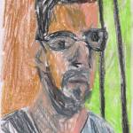 """self-portrait 31"" by DGardner"