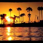 """""""Long Beach Sunset"""" by angelstudio54"""