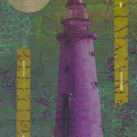 Looking for Lighthouses Art Prints & Posters by Rachel Bradley