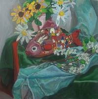 Fish and Flowers