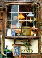 Antique Shop Powys