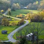 """Country road, Floyd, Virginia"" by JonathanKingston"