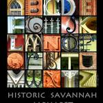 """Savannah Alphabet Poster"" by ellenhagan"