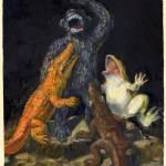 """Kong"" by bnadalinart"