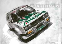 Fiat Abarth 131 Rally