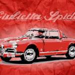 """Giulietta Spider"" by getshaped"
