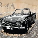 """""""Triumph TR 4"""" by getshaped"""