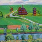 """Ukrainian Alfresco-I"" by ivan_kolisnyk"