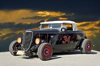 1934 Ford Classic Hot Rod