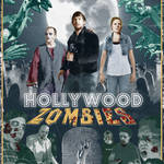 Hollywood Zombies poster by Adam McDaniel