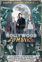 Hollywood Zombies poster