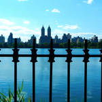 """View  from Central Park"" by ellenhagan"