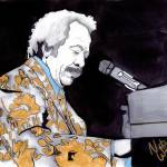 """Allen Toussaint"" by NateWilliams"