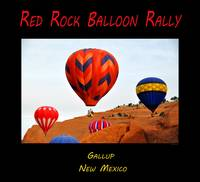 Red Rock Balloon Rally / Balloons Over Red Rocks