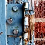 """""""Door Hinge"""" by ksummers"""
