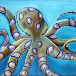 """Blue-Ringed Octopus"" by Sela"
