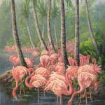 """Flamingo Salon"" by DCHeslin"