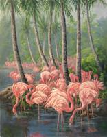 Flamingo Salon