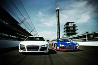 Audi R8 GT and R8 Grand Am