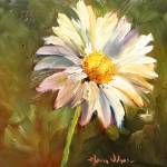"""Daisy Delight"" by normawilsonfineart"