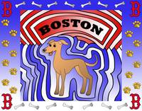 Boston - A Custom Pet Collage