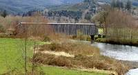 Grays River Covered Bridge #02d013c1g2002 image o