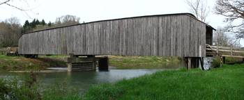 Grays River Covered Bridge #09418s2 .1c1g