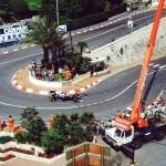 """Karl Wendlinger Monaco GP"" by johnbowers"