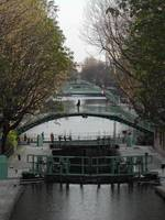 Canal Saint-Martin - 24/03/2002 - Paris