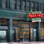 """""""Evergreen Parking"""" by TimothyEberlyPhotography"""