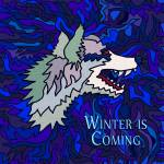 """winter is coming"" by DCLWolf"