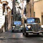 """Lancia Aprilia in Ortigia, Siracusa, Italy"" by getshaped"
