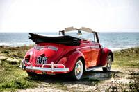 VW on the beach - 3