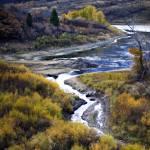 """""""A river runs through it"""" by cmaccubbin"""