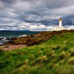 """Turnberry lighthouse 2"" by cmaccubbin"