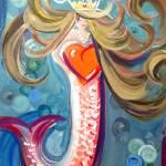 """""""Morgan the Mermaid"""" by KAbrahamson"""
