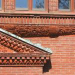 """""""Historic Architecture Brick Building"""" by CuriousEye"""