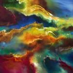 """""""Cosmic Voyage #202"""" by jonasgerard"""