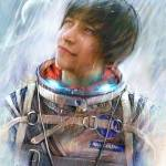 """Spacecop Josh Coldwell"" by spaceart"