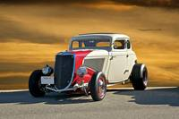 1934 Ford Early Hi-Boy Coupe
