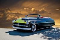 1951 Mercury Custom Convertible