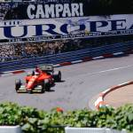 """Alesi at 1994 Monaco Grand Prix"" by johnbowers"