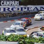"""Renault Clios at Monaco 1994"" by johnbowers"