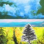 """TREE 2"" by KimRoeArt"