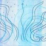 """aqua azure"" by NinaBravoInfiniteFreedom"